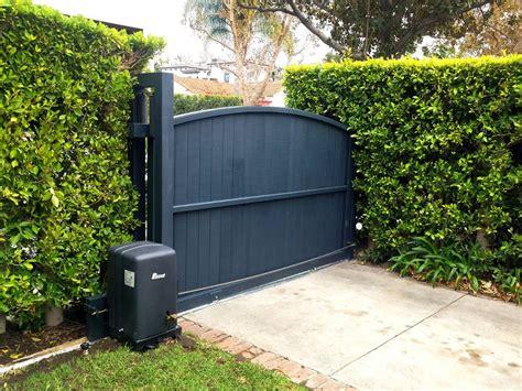 Automatic Gates Garage Doors Gate Automation