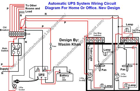 house wiring circuit symbols images automatic ups system wiring circuit diagram for home or