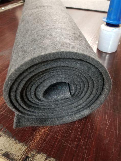 Automotive Carpet Carpet Pad Kits Carpet Pad