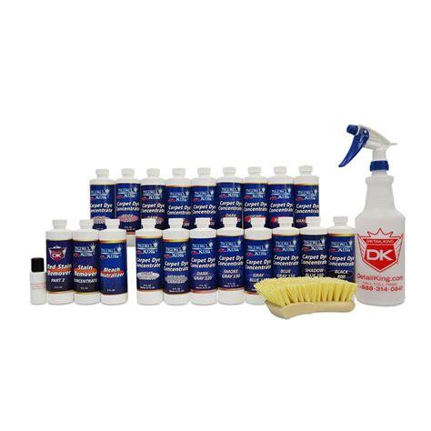 Automotive Carpet Dyes and Kits Detail King