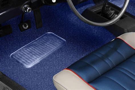 Automotive Carpet Yardage Accessories