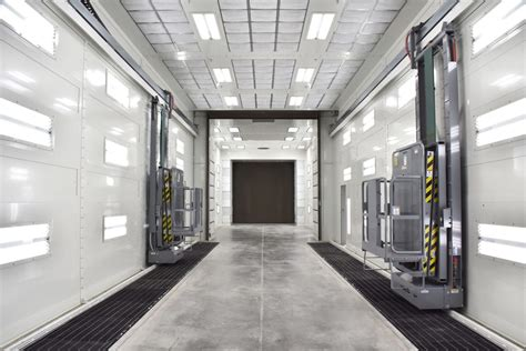 Automotive Refinish Paint Booths Global Finishing Solutions
