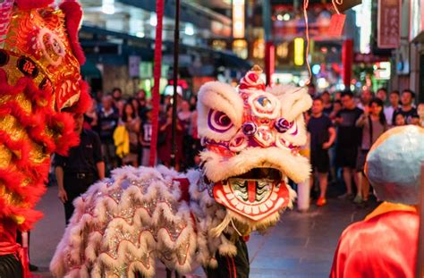 Autralian Chinese New Year 2018 Melbourne Sydney