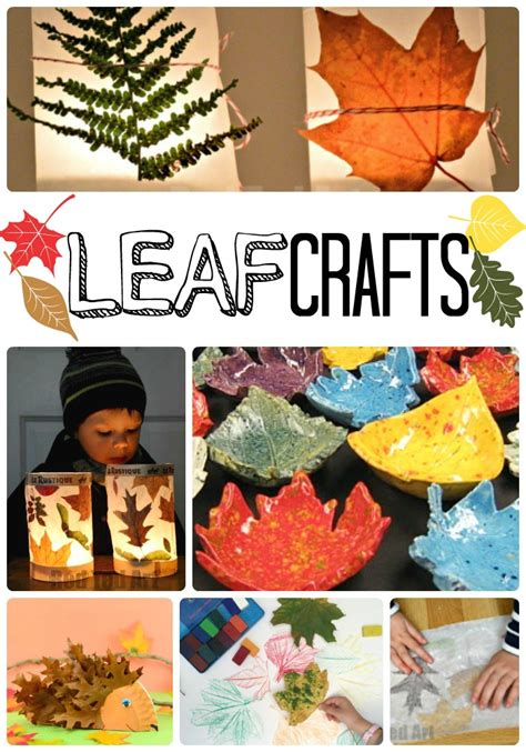 Autumn Crafts for Kids Red Ted Art s Blog