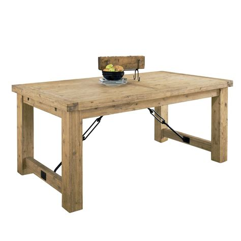 Autumn Solid Wood Extension Table houzz