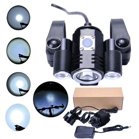 Auxiliary Motorcycle 3000 Lumen LED Lights by Cree aka
