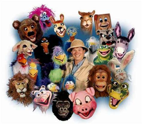Axtell Expressions Puppets Animatronics Magic