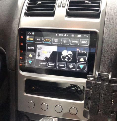 BA BF Falcon or Ford Territory Audio Unit Head Unit installation Kit