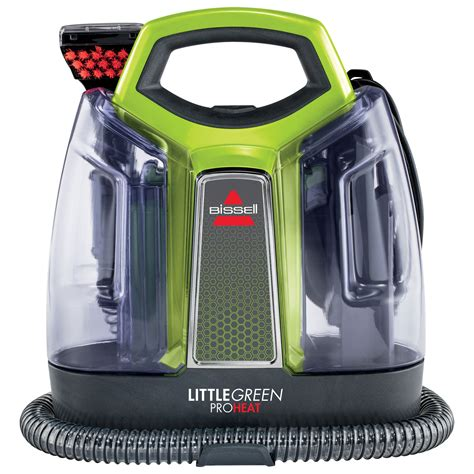 BISSELL Little Green ProHeat Machine Clean This Carpet