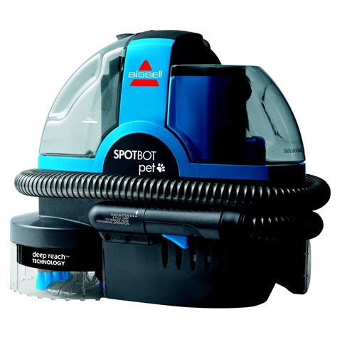 BISSELL SpotBot Pet 0 234 Gallon Portable Carpet Cleaner