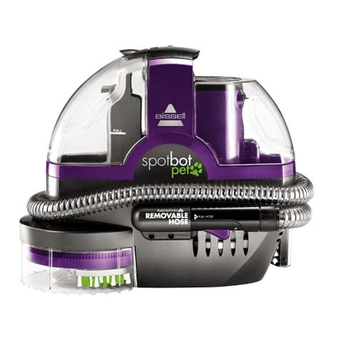 BISSELL Spotbot Pet Robotic Portable Upholstery and
