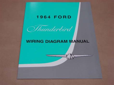 1964 ford thunderbird wiring diagram images 57 thunderbird wiring blt wd64 wiring diagram 1964 thunderbird for 1964 ford