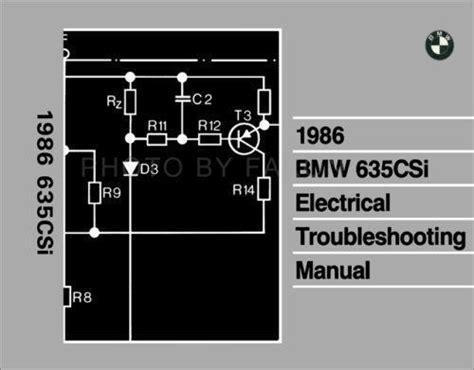BMW Wiring Diagram eBay