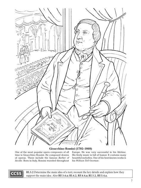 BOOST Great Composers Coloring Book by John Green
