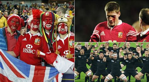 BRITISH AND IRISH LIONS RUGBY TOUR 2017 Mail Online