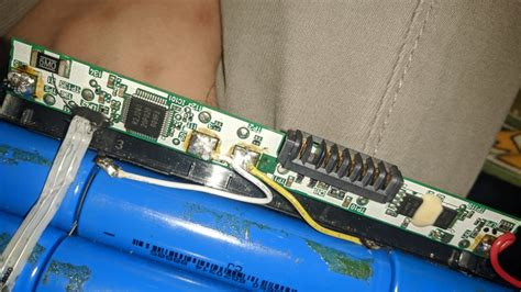 hp laptop adapter circuit diagram images dell wiring diagram p6 bu 911 how to repair a laptop battery battery university