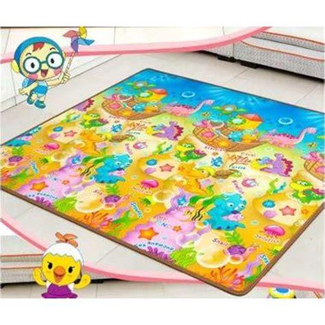 Baby Care Play Mat Foam Floor Gym Non Toxic Non Slip