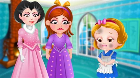 Baby Hazel Cinderella Story Fairy Tales for Kids