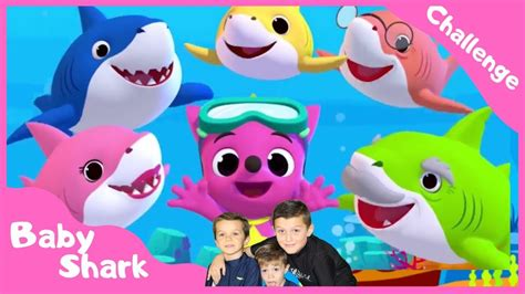 Baby Shark Sing and Dance Animal Songs PINKFONG