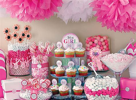 Baby Shower Candy Buffet Party City