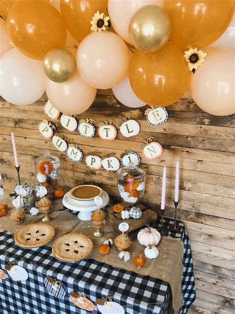 Baby Shower Supplies Decorations Themes