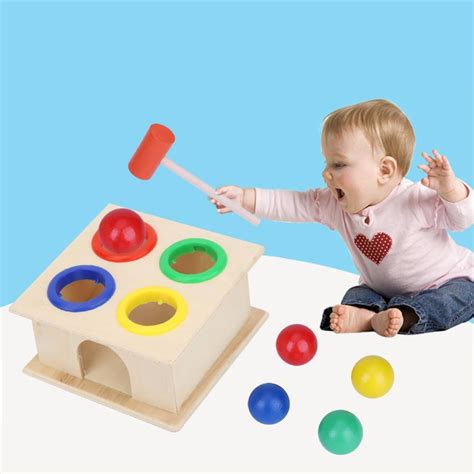 Baby Toys Toddler Toys Wooden Toys from ELC