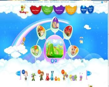 BabyTV Official Site
