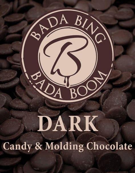 Bada Bing Bada Boom Candy Molding Chocoley Chocolate
