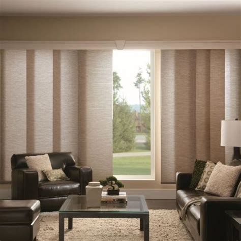 Bali Fabric Sliding Window Panel Blinds