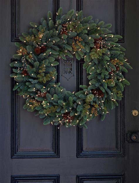 Balsam Hill Artificial Christmas Trees Wreaths Garlands