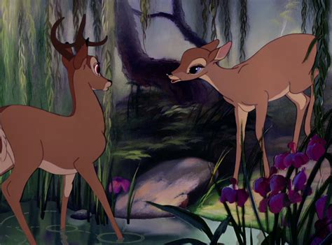 Bambi 1942 Disney Screencaps