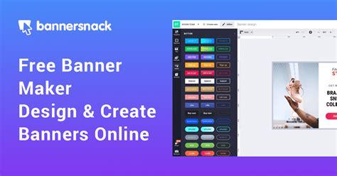 Bannersnack Online Banner Maker Design Create banners