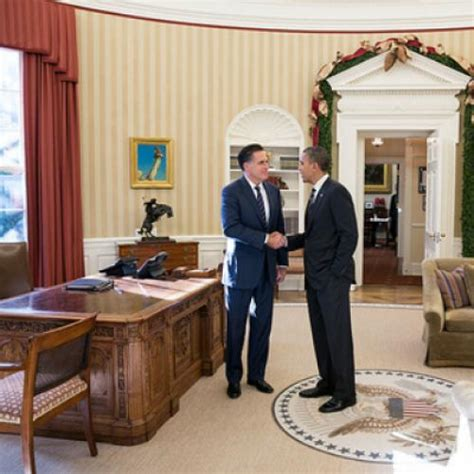 Barack Obama Is Turning the Oval Office Into a Man Cave