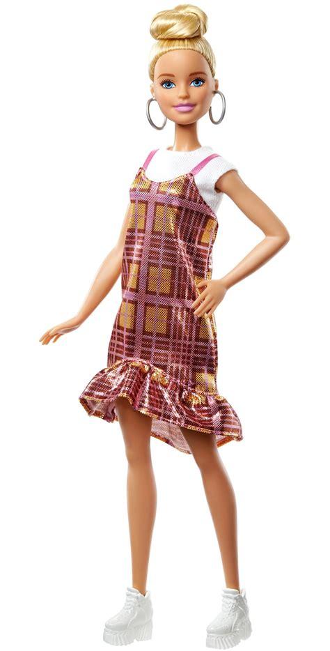 Barbie Fashion Dolls Fashionistas Barbie Look Mattel Shop