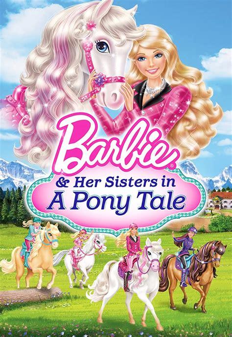 Barbie Her Sisters in a Pony Tale Video 2013 IMDb