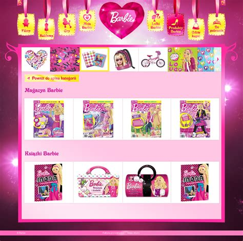 Barbie Official Site