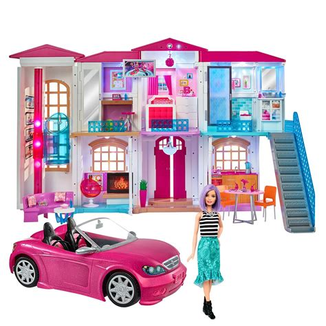 Barbie Toys Dolls Playsets Dream Houses More Barbie