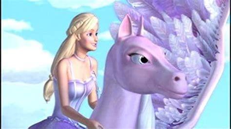 Barbie and the Magic of Pegasus 3 D Video 2005 IMDb