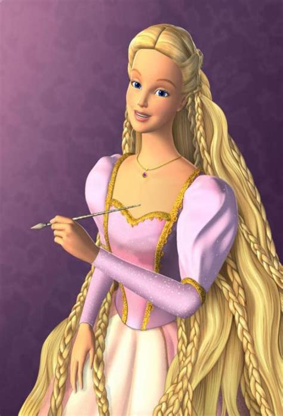 Barbie as Rapunzel Wikipedia