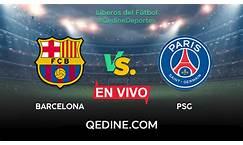 Barcelona vs PSG en Vivo Mi?rcoles 15 de Abril 2015 ...