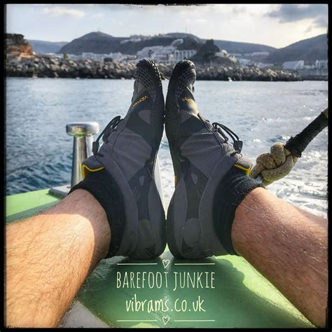 Barefoot Junkie The Home Of Vibrams Fivefingers Barefoot