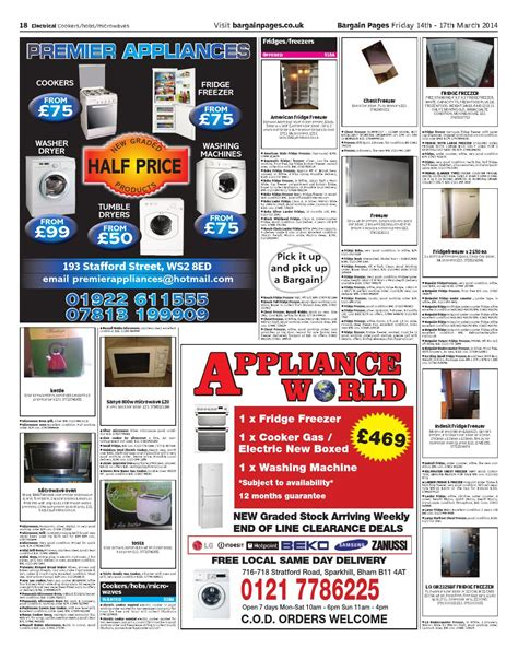 Bargain Pages Midlands 14th March 2014 by Loot issuu