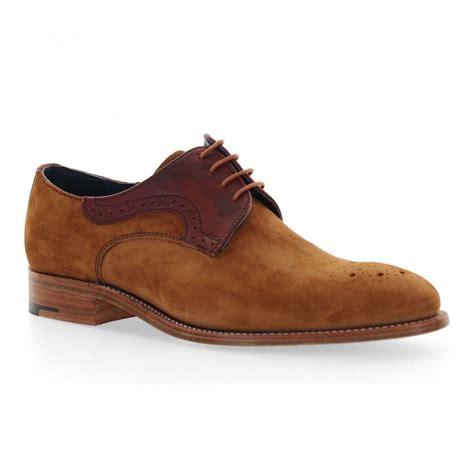 Barker Shoes Mens Barker Shoes Tan Black