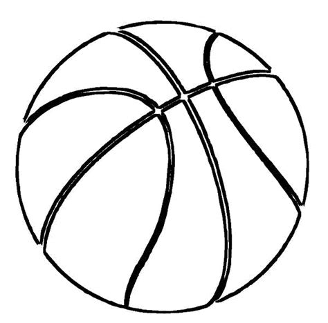 Basketball Coloring Pages GetColoringPages