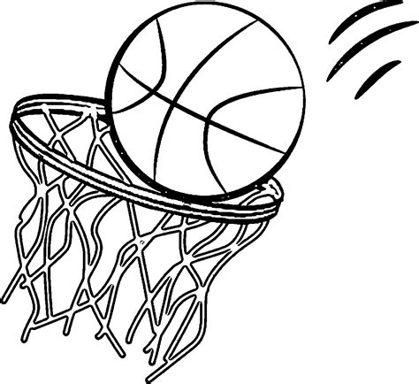 Basketball Coloring Pages free printables PrintActivities