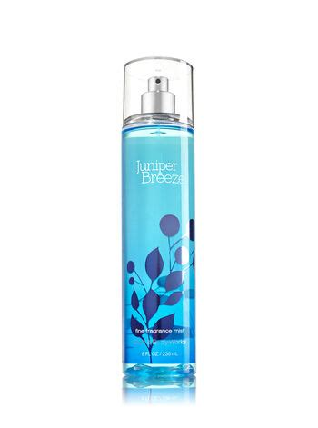 Bath and Body Works Juniper Breeze Fine Fragrance Mist