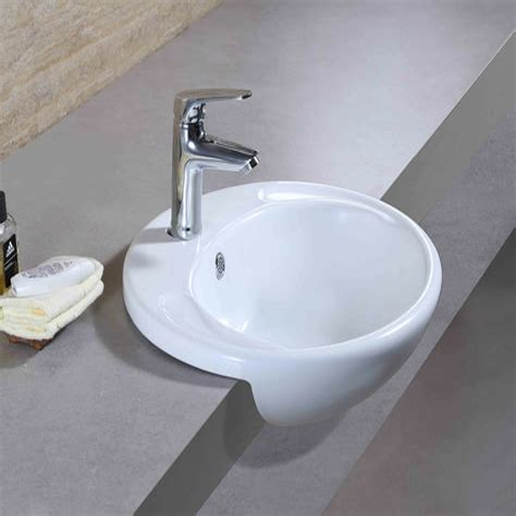 Bathroom Basins Sinks Including Counter Top Semi