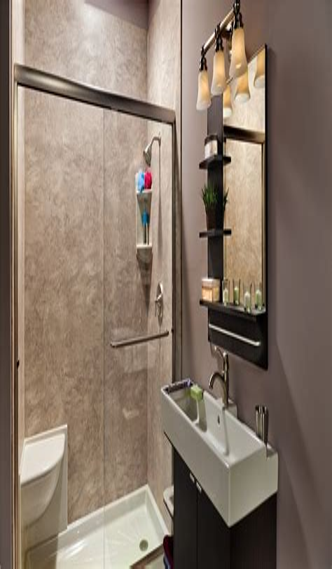 Bathroom Design Shower Conversion Full Remodel Mesa