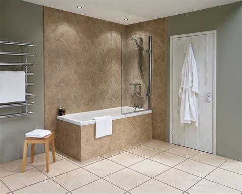 Bathroom Designs with Waterproof Bathroom Wall Panels