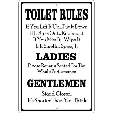 Bathroom Etiquette Signs bathroom signs images. bathroom etiquette signs home decorating